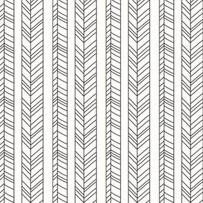 Fallen Stripes Black