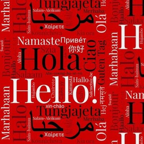 Red_and_black_multilingual_hello