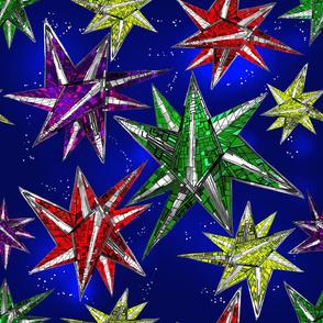 Disco Mirror Stars