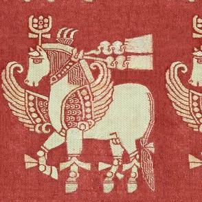 Sasanian Horses