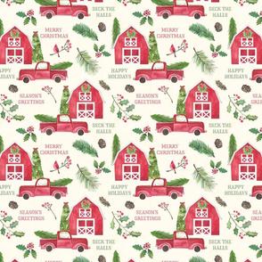 A New England Christmas