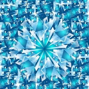 icy kaleidoscope