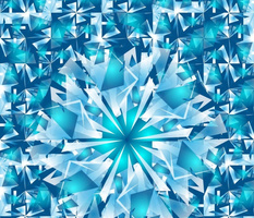 icy kaleidoscope