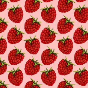 Raspberries - Pink