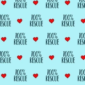 100 Percent Rescue