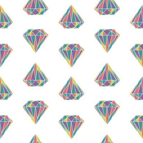 Diamond Geometric Rainbow  small
