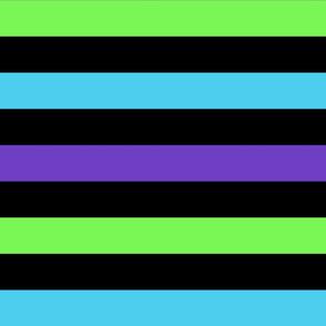 Glow Worm Stripe Big Stripe
