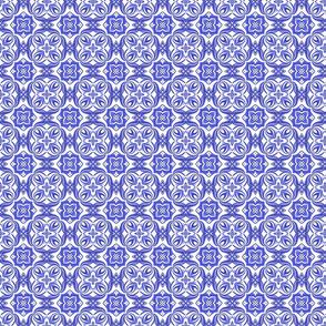 GIMP SSD 3D doodle kaleidoscope tiled B W