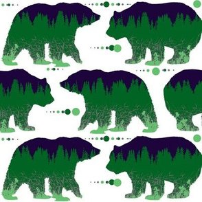 bears pattern g
