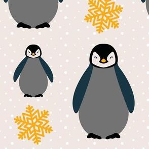 little penguin baby