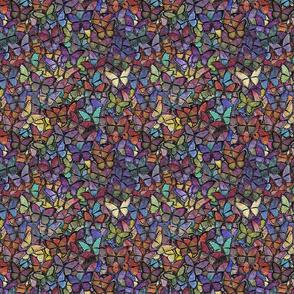 fantasy butterfly kaleidoscope