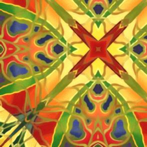 Hawaiian kaleidoscope