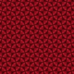 Quilting in Red Design No 4