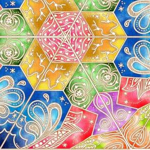 7 Elements - Kaleidoscope
