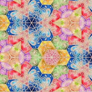 7 Elements - Kaleidoscope 50%Size
