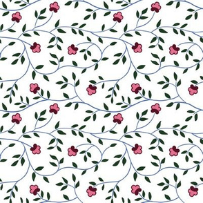Heather's Floral Swirls and Vines