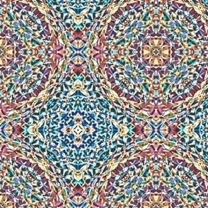 Paper Crane Kaleidoscope