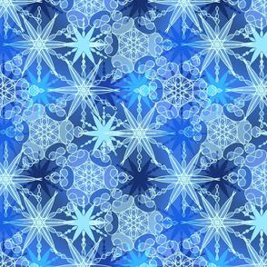 Kaleidoscope Moody Blue Flakes