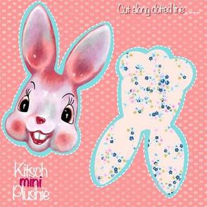 Kitsch plushie - bunny