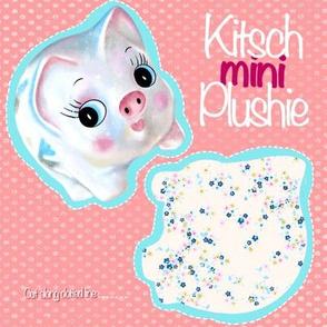 Kitsch plushie - piglet