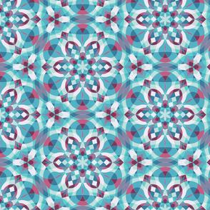 kaleidoscopic lines