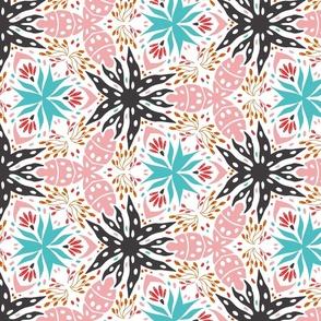 Organic kaleidoscope