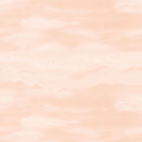 Valentine's day watercolour wash barely blush pink