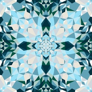 Kaleidoscope Geometric