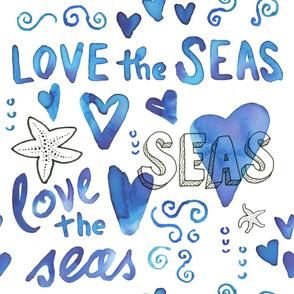 Love the Seas