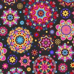 Candy Colored Kaleidoscope//Original