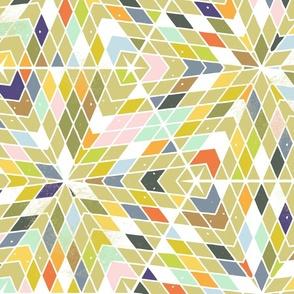 Kaleidoscope M+M Olive by Friztin