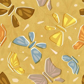 Bits of Butterflies Warm