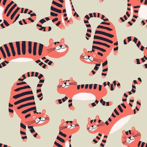 Wiggly Tigers
