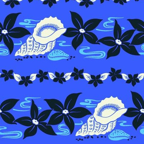 Aloha Flowers 25c