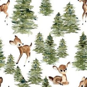 Woodland Deer 1