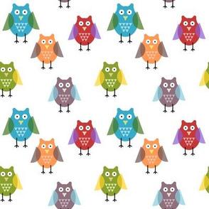 Owls for Jax