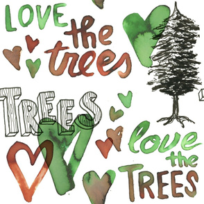 Love the Trees