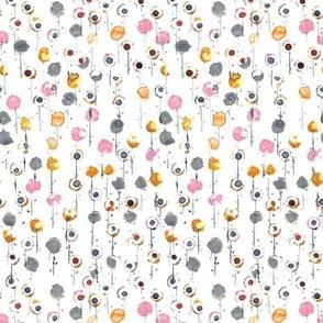 Disty lollipop flowers