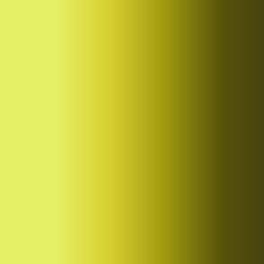 19-14r Chartreuse Lime Olive Ombre Gradient Blender Solid Stripe