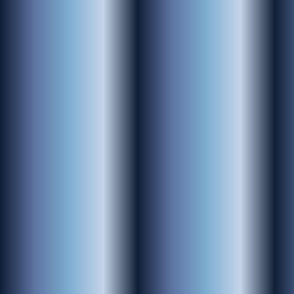 19-14h Navy Midnight Blue Sky Cloud Ombre Gradient Blender Stripe Solid