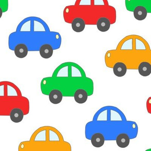 Cars Vehicle Transportation Kids