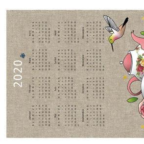 torchon-calendrier-the-colibri