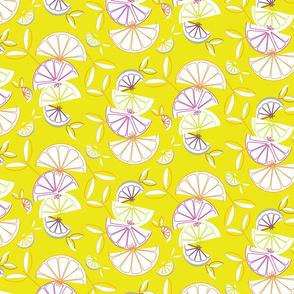 transparent lemons