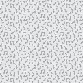 Musical Notes on Grey