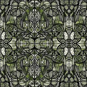 6_Green_Small_Mirror