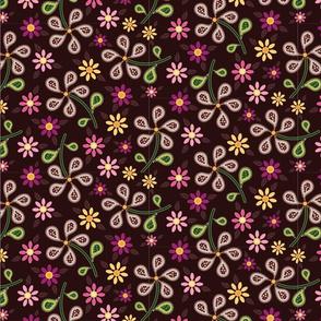 2019 Floral Paisley
