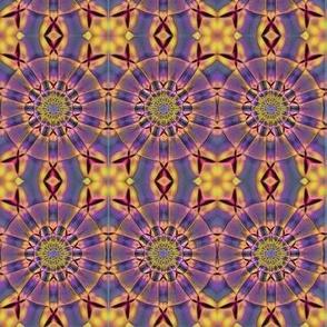 Glowing Embers Kaleidoscope