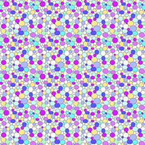 fun bubbles party- balls pool- light-  foam 6