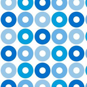 Color Rings in Bluesy