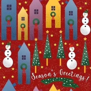 Seasons Greetings!
